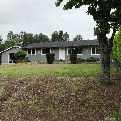 Puyallup Single Family Home For Sale: 12505 141st St E