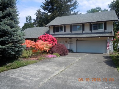 Lakewood Single Family Home For Sale: 7503 88th Ave SW