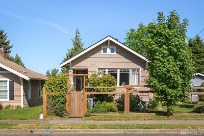 Tacoma Single Family Home For Sale: 1507 S Proctor St