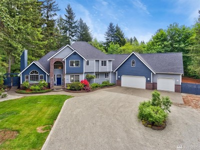 Gig Harbor Single Family Home For Sale: 8817 69th Ave NW