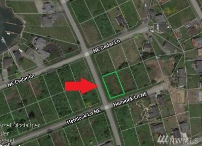 Residential Lots & Land For Sale: 5148 Hemlock Lane