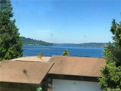 Seattle Single Family Home For Sale: 11006 S Lotus Place