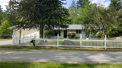 Gig Harbor Single Family Home For Sale: 6425 149th St Ct NW