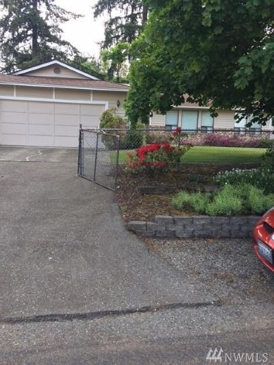 Tacoma WA Single Family Home For Sale: $335,750