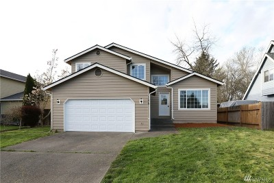 Cowlitz County Single Family Home For Sale: 196 Sparks Dr