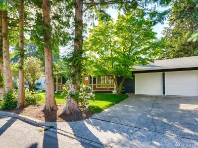 Kirkland Single Family Home For Sale: 13929 103rd St NE