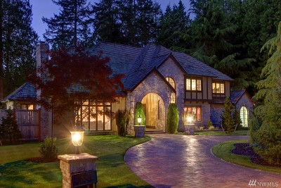 Redmond Single Family Home For Sale: 16324 NE 135th St