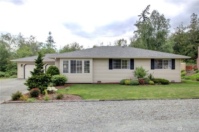 Burlington Single Family Home Contingent: 12742 Eagle Dr