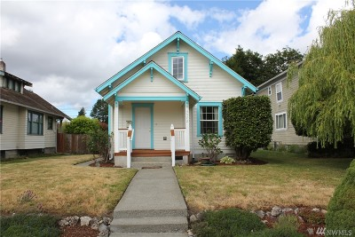 Single Family Home For Sale: 3572 S D St