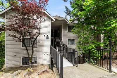Kirkland Condo/Townhouse For Sale: 12515 NE 116th St #B11