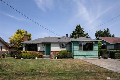 Shoreline Single Family Home For Sale: 852 NE 152nd St