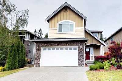 Seattle, Bellevue, Kenmore, Kirkland, Bothell Single Family Home For Sale: 3525 222nd Place SE