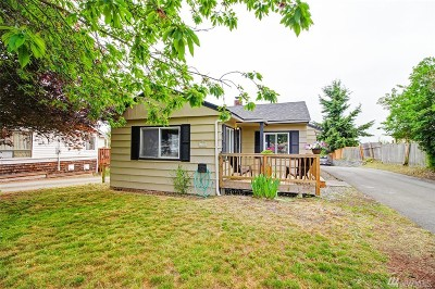 SeaTac Single Family Home For Sale: 14218 29th Ave S