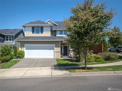 Bothell Single Family Home For Sale: 3915 178th St SE