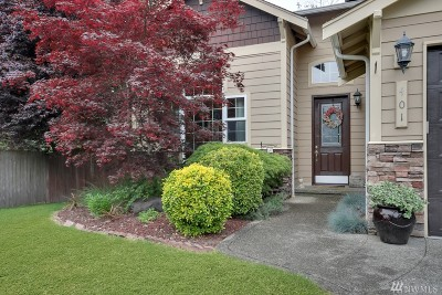 Puyallup Single Family Home For Sale: 401 22nd Av Ct SW