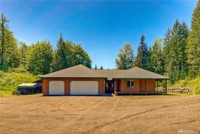Carbonado Single Family Home For Sale: 27612 181st Ct E