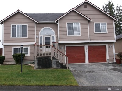 Pierce County Single Family Home For Sale: 19620 15th Ave E