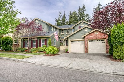 North Bend, Snoqualmie Single Family Home For Sale: 34622 Carmichael Lp