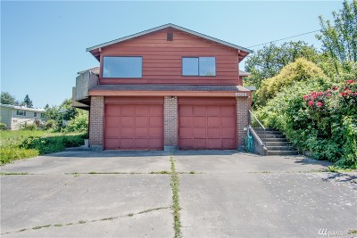 Seattle Single Family Home For Sale: 8800 26th Ave NW