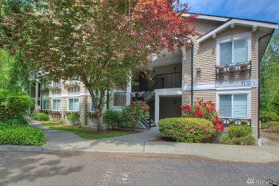 Kirkland Condo/Townhouse For Sale: 11313 NE 128th St #E 101