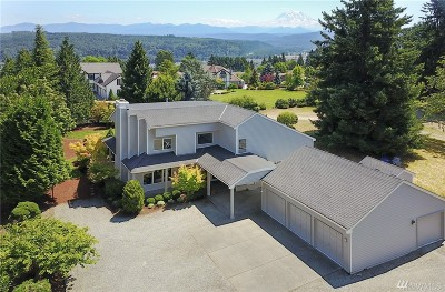 Puyallup Single Family Home For Sale: 14411 134th Ave E