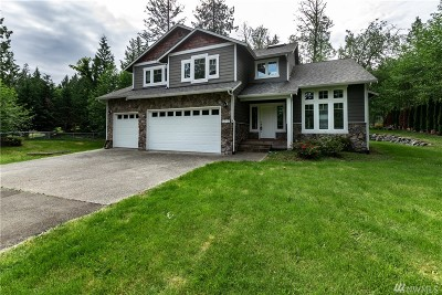 Snohomish Single Family Home For Sale: 5712 Storm Lake Rd