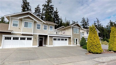 Anacortes Condo/Townhouse Sold: 2303 Sundown Ct