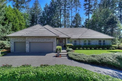 Gig Harbor Single Family Home For Sale: 5520 134th St Ct NW