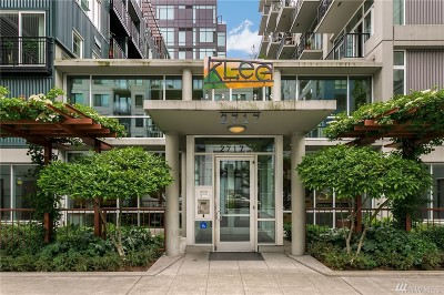 Seattle Condo/Townhouse For Sale: 2717 Western Ave #4014