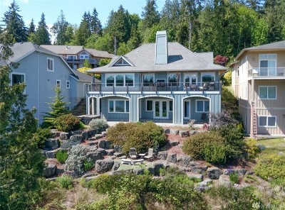 Port Ludlow WA Single Family Home For Sale: $999,000