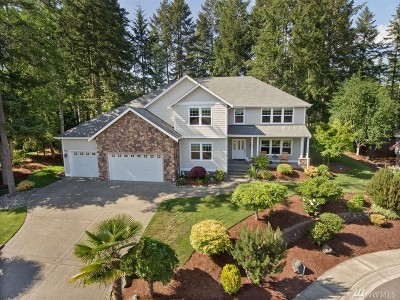 Gig Harbor Single Family Home For Sale: 1817 153rd St Ct NW