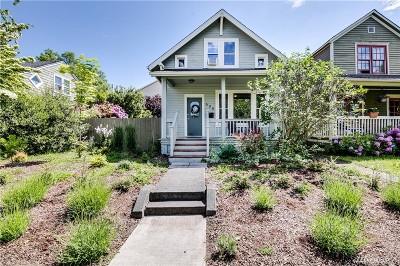 Tacoma Single Family Home For Sale: 625 N Steele St
