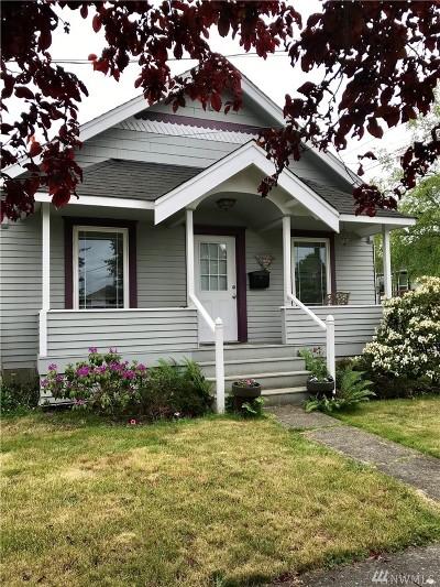 Everett Single Family Home For Sale: 2412 20th St