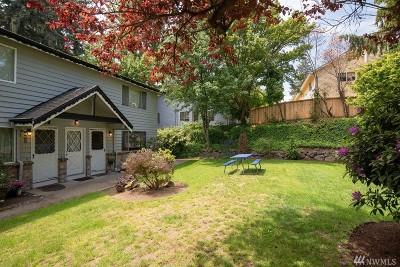 Edmonds Condo/Townhouse For Sale: 7905 218th St SW #F