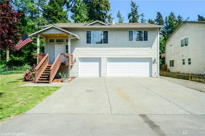 Stanwood Single Family Home For Sale: 19231 92nd Dr NW