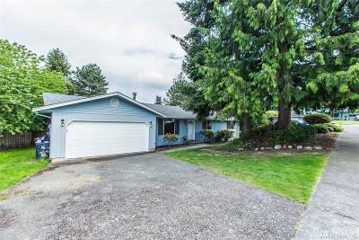Mount Vernon Single Family Home For Sale: 2308 Horizon St