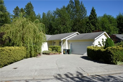 Blaine Single Family Home Sold: 4701 Moonglow Place