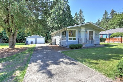 Renton Single Family Home For Sale: 15213 S 142nd St