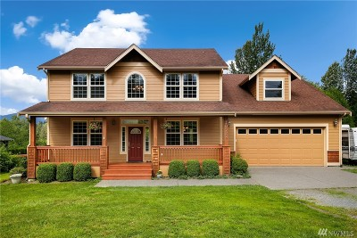 Maple Valley Single Family Home For Sale: 20928 253rd Ave SE