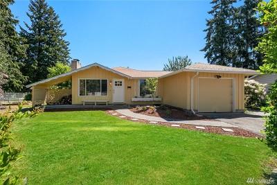 Auburn Single Family Home For Sale: 2706 S St SE