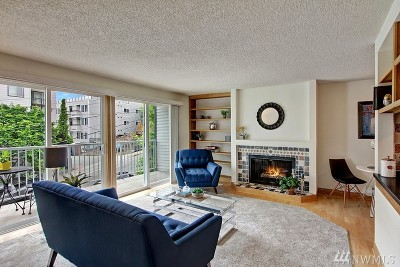 Condo/Townhouse Sold: 762 Hayes St #39