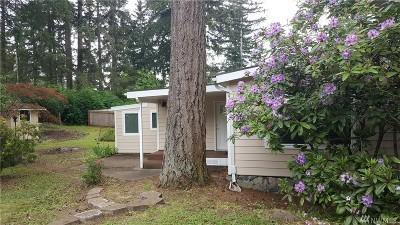 Thurston County Single Family Home For Sale: 16741 Nana Ct SE