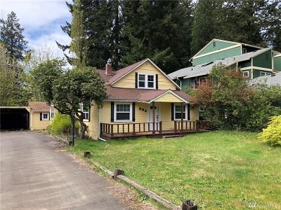 Thurston County Single Family Home For Sale: 225 Lark St SW