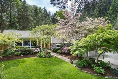 Redmond Single Family Home For Sale: 2409 179th Ave NE