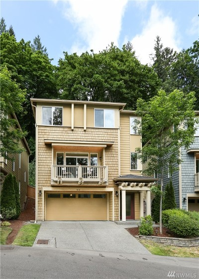 Redmond Single Family Home For Sale: 9115 177th Place NE