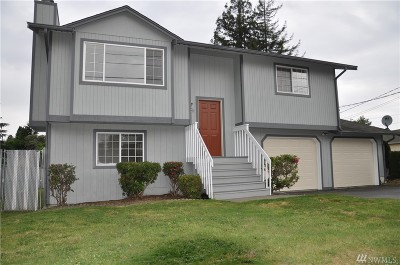 Tacoma Single Family Home For Sale: 7308 S J