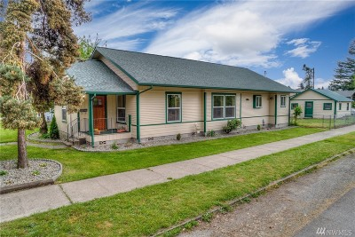 Centralia Single Family Home For Sale: 501 S King St