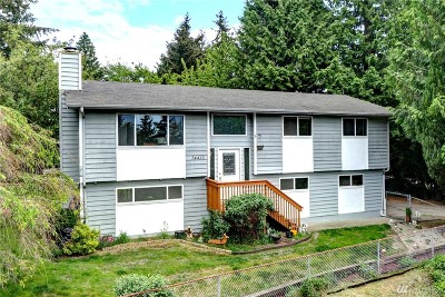 Federal Way Single Family Home For Sale: 34422 30th Ave SW