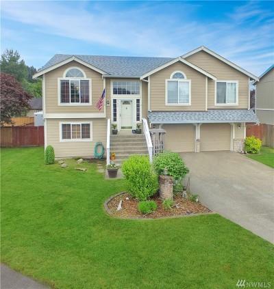 Pierce County Single Family Home For Sale: 8706 202nd St E