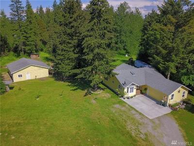 Thurston County Single Family Home For Sale: 13806 Tomcat Lane SE